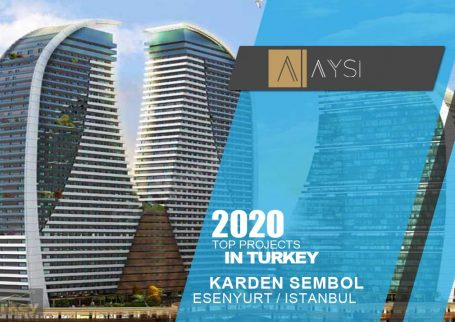 فروش واحد 157 متری 3 خوابه مبله / استانبول                                            مجتمع Karden Sembol         اطلاعات کامل در لینک زیر