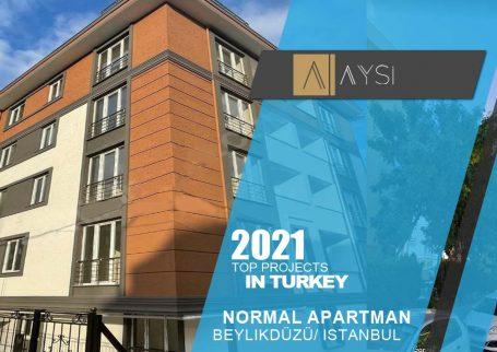فروش واحد 125 متری 2 خوابه / استانبول                                               Normal Apartman                اطلاعات کامل در لینک زیر