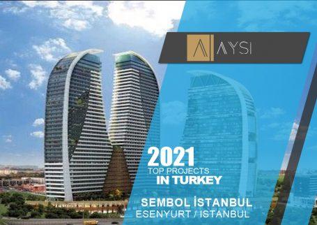 اجاره واحد 75 متری یکخوابه مبله / استانبول                                      مجتمع Sembol İstanbul          اطلاعات کامل در لینک زیر