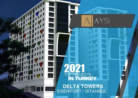فروش آپارتمان 112 متری 2 خوابه / استانبول                                          مجتمع delta towers     اطلاعات بیشتر در لینک زیر