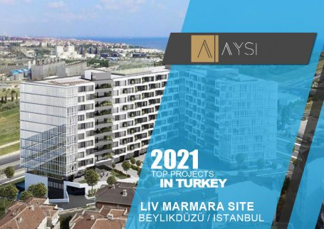 فروش  واحد 60 متری1 خوابه / استانبول                                           مجتمع Liv Marmara        اطلاعات کامل در لینک زیر
