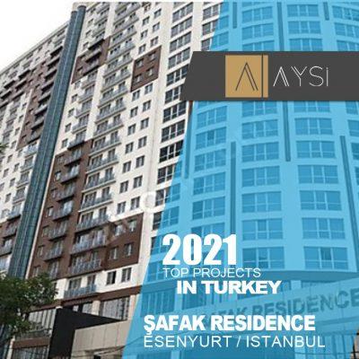 اجاره واحد 110 متری 2 خوابه  / استانبول                                           مجتمع Şafak Residence        اطلاعات کامل در لینک زیر