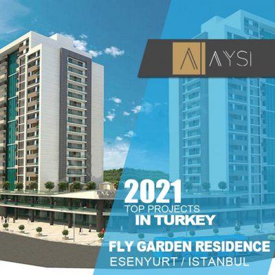 اجاره واحد 65 متری 1 خوابه مبله / استانبول                                           مجتمع Fly Garden residence        اطلاعات کامل در لینک زیر