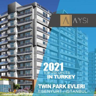 اجاره واحد 110 متری 3 خوابه / استانبول                                           مجتمع Twin Park Evleri        اطلاعات کامل در لینک زیر