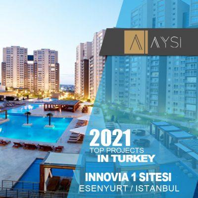 اجاره واحد 96 متری 1.5 خوابه مبله / استانبول                                           مجتمع Innovia 1 sitesi        اطلاعات کامل در لینک زیر