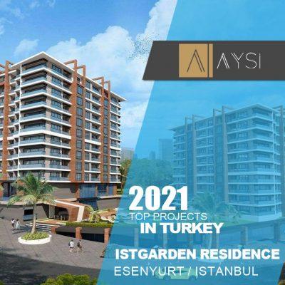 اجاره واحد 100 متری2 خوابه / استانبول                                           مجتمع Istgarden         اطلاعات کامل در لینک زیر
