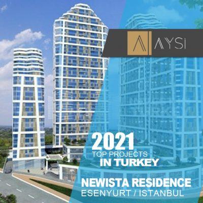 اجاره واحد 67 متری 1 خوابه / استانبول                                           مجتمع Newista residence        اطلاعات کامل در لینک زیر