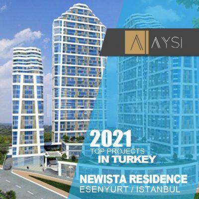 اجاره سوئیت 55 متری مبله / استانبول                                          مجتمع Newista                 اطلاعات کامل در لینک زیر