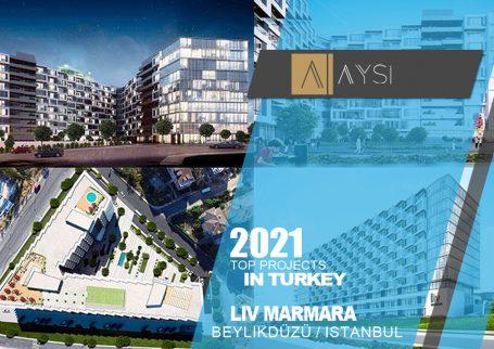 اجاره واحد 70 متری یکخوابه / استانبول                                                      درمجتمع LIV MARMARA         اطلاعات کامل در لینک زیر