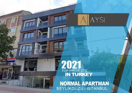 فروش واحد 100 متری 2 خوابه  / استانبول                                           نرمال آپارتمان         اطلاعات کامل در لینک زیر