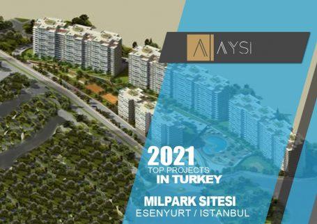 اجاره واحد ۸۲ متری یکخوابه /استانبول                                      مجتمع Milpark                   اطلاعات کامل در لینک زیر