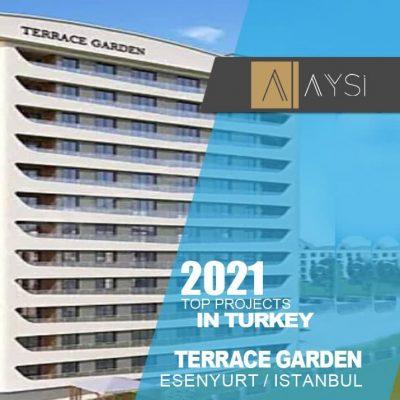 اجاره واحد 55 متری یکخوابه / استانبول                                            مجتمع  Terrace Garden          اطلاعات کامل در لینک زیر