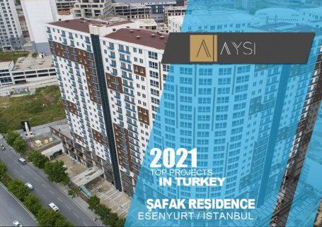 اجاره واحد ۱۱۰ متری ۲ خوابه/استانبول                                          مجتمع Şafak residence                  اطلاعات کامل در لینک زیر
