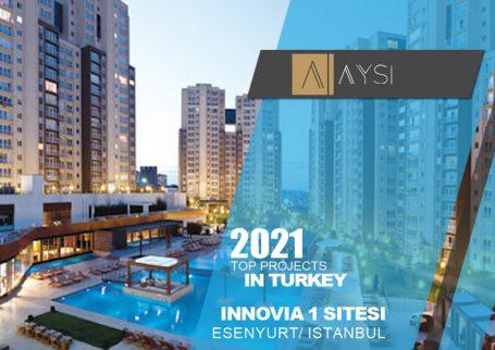 اجاره واحد ۱۷۰ متری ۳ خوابه مبله/استانبول                            مجتمع İnnovia 1         اطلاعات کامل در لینک زیر